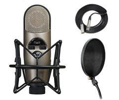 Cad M179 Variable-Pattern Condenser Microphone Set