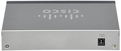 CISCO SYSTEMS SG100D-08-NA 8 Port Gigabit Switch