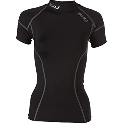 2XU Elite Short Sleeve Women's Compression Top by 2XU