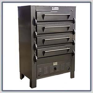 Peerless 2348B Multideck Bake Oven : Peerless 2348B::Lpg::Standard Enamel