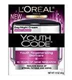 L'Oreal Paris Youth Code Regenerating Skincare Day/Night Cream, 1.6-Fluid Ounce