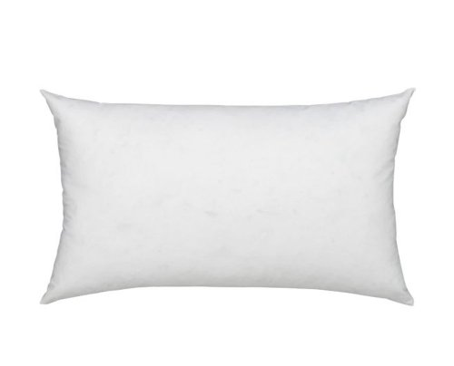 "Buy Bargain Quality White Polyester Rectangular Pillow Filler Insert (11""x15"")"