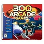 300 Arcade Games (Jewel Case)