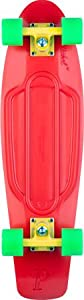 Penny Nickel Red / Yellow / Green Complete Skateboard - 7.5