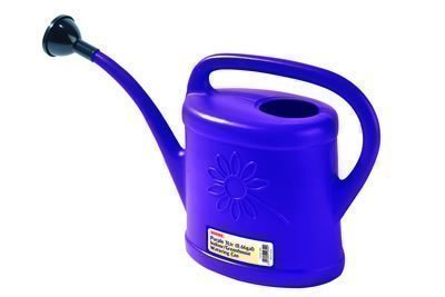 Bosmere N708 3L Budget Watering Can - Purple