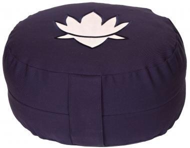 Yoga et Méditation coussin Haut Anthracite XXL environ 4 kg grande Méditation