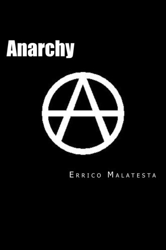 Anarchy PDF