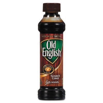 Old English Scratch Cover Polish 8 Oz