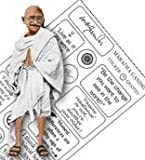 Quotable Notables Card: Mahatma Gandhi