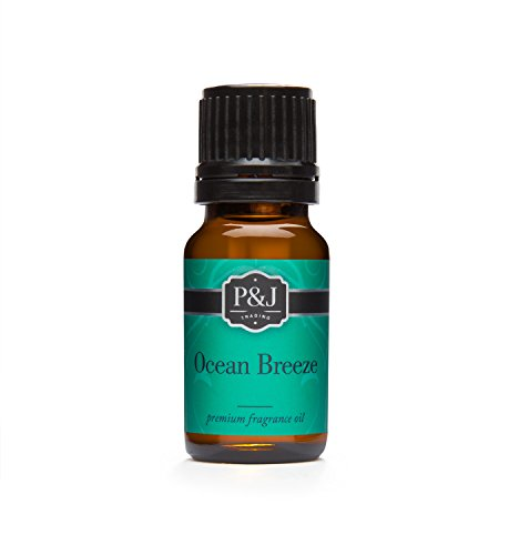 Ocean Breeze Fragrance Oil - Premium Grade Scented Oil - 10ml (Ocean Breeze Scent compare prices)