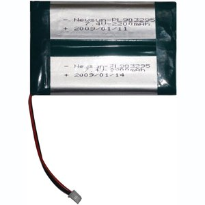 Haier HLT71BAT Replacement Battery for 7-inch LCD TV model HLT71
