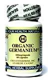 Chi Enterprise Organic Germanium - 60 caps