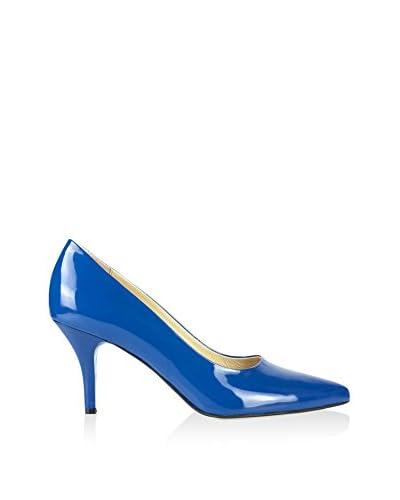 Giulia Massari Pumps blau