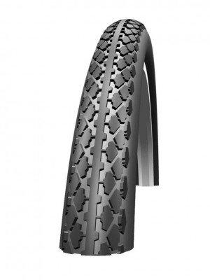 """SCHWALBE Fahrradreifen HS 159 Reifen (Ausführung: 26"""" x 1 1/2 x 1 3/8 (37-584) s/w)"""