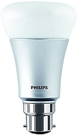 philips hue personal wireless lighting single led light bulb 1 x b22 bayonet. Black Bedroom Furniture Sets. Home Design Ideas