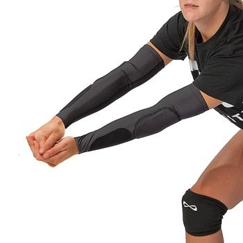 Buy Low Price NFINITY D-Tek Volleyball Protective Single Arm Sleeve (B004TVKKHE)