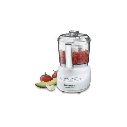 Cuisinart White Mini-Prep Plus CGC-2 Series Food Processor