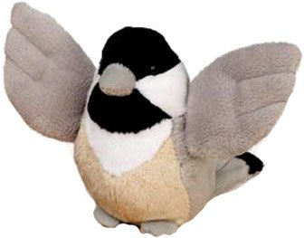 Lil'Kinz Mini Plush Stuffed Animal Chickadee