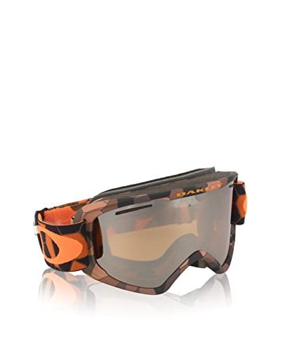 OAKLEY Ski Googles O2 Medium Mod. 7066 Clip Naranja