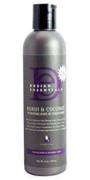 Design Essentials KUKUI & COCONUT HYDRATING LEAVE-IN CONDITIONER (Essential Conditioner compare prices)