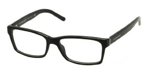 Burberry  Burberry BE2108 Eyeglasses-3001 Black-54mm