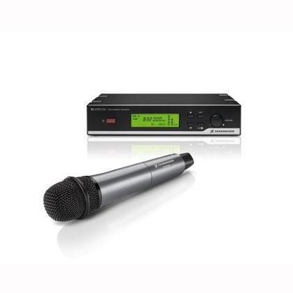 Sennheiser xsw 35 microfono professionale wireless studio live radio speaker