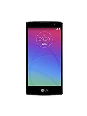 LG Spirit H442 with 4G LTE (Black Titan)