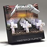 McFarlane Toys 3D Album Cover - Metallica &quot;Master of Puppets&quot;