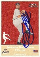 Jeriome Robertson Round Rock Express - Astros Affiliate 2002 Fleer Tradition... by Hall of Fame Memorabilia