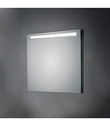 Koh-I-Noor L45789 Specchio Illuminazione Superiore LED 120X, Cromo