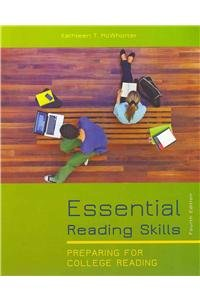 Essential Reading Skills, MyReadingLab with Pearson eText -- Valuepack Access Card, and New American Webster Handy Colle