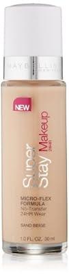 Maybelline New York Super Stay 24Hr Makeup Sand Beige 1