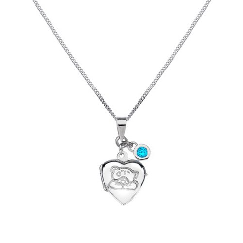 Me to You Locket Pendant with Chain of 40cm