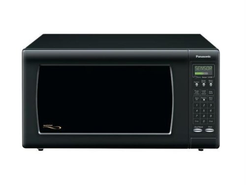 Why Should You Buy Panasonic NN-H765BF Genius 1.6 cuft 1250-Watt Sensor Microwave with Inverter Tech...