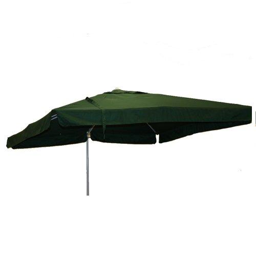 10ft round polyester offset umbrella patio umbrellas ace