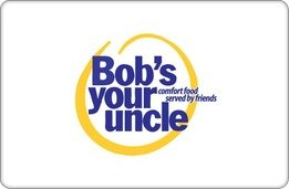 Bob's Your Uncle Gift Certificate ($10)