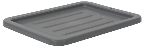 Continental 1530GY, Heavy-Duty Bus Tub Lid, Grey (Case of 12) (Bus Tub Metal compare prices)