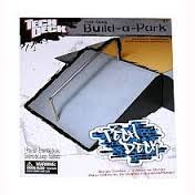 Tech Deck Build a Park Ramp Add-on Pl…