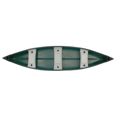 KL Industries Sun Dolphin Scout14' Canoe (Green)