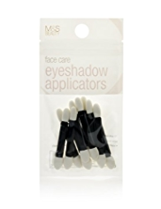 10 Face Care Eyeshadow Applicators