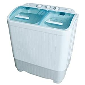 Mini Portable Twin Tub Washing Machine (889)