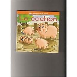Le  cochon, la truie et le porcelet