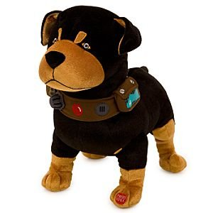 Amazon.com: Disney ''Up'' Talking Beta Plush - 12'' Toy: Toys & Games
