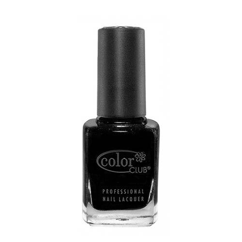 Color Club Nail Polish - Black ...