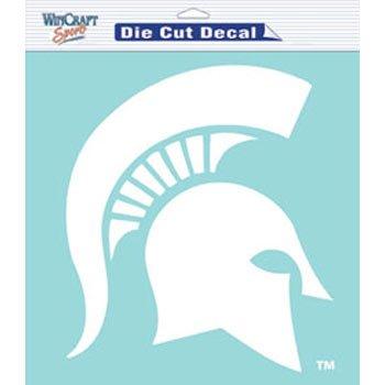 Michigan State 8x8 Die Cut Window Cling (Michigan State Car Mats compare prices)