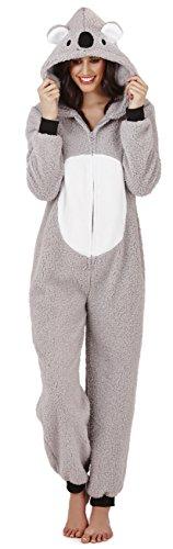 nette-damen-kinder-tweens-ganzkorper-fleece-mit-kapuze-koala-baby-body-all-in-one-overall-madchen-da
