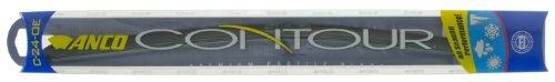 "ANCO C-24-OE Contour Wiper Blade - 24"", (Pack of 1)"