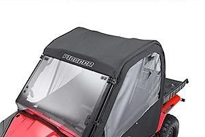 Honda 0SR85-HL5-200 Pioneer 500 Black Fabric Roof/Rear Panel (Honda Pioneer Roof compare prices)