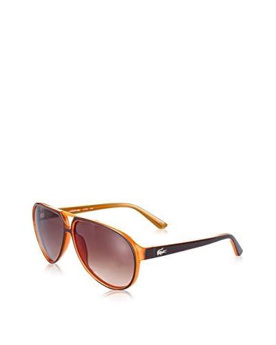 Lacoste Gafas de Sol L714S_218 (59 mm) Marrón / Naranja