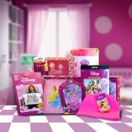 Birthday Gift Baskets Disney Princess All Occasion Ideal for Kindergarten Graduation Gift for Girls Under 10